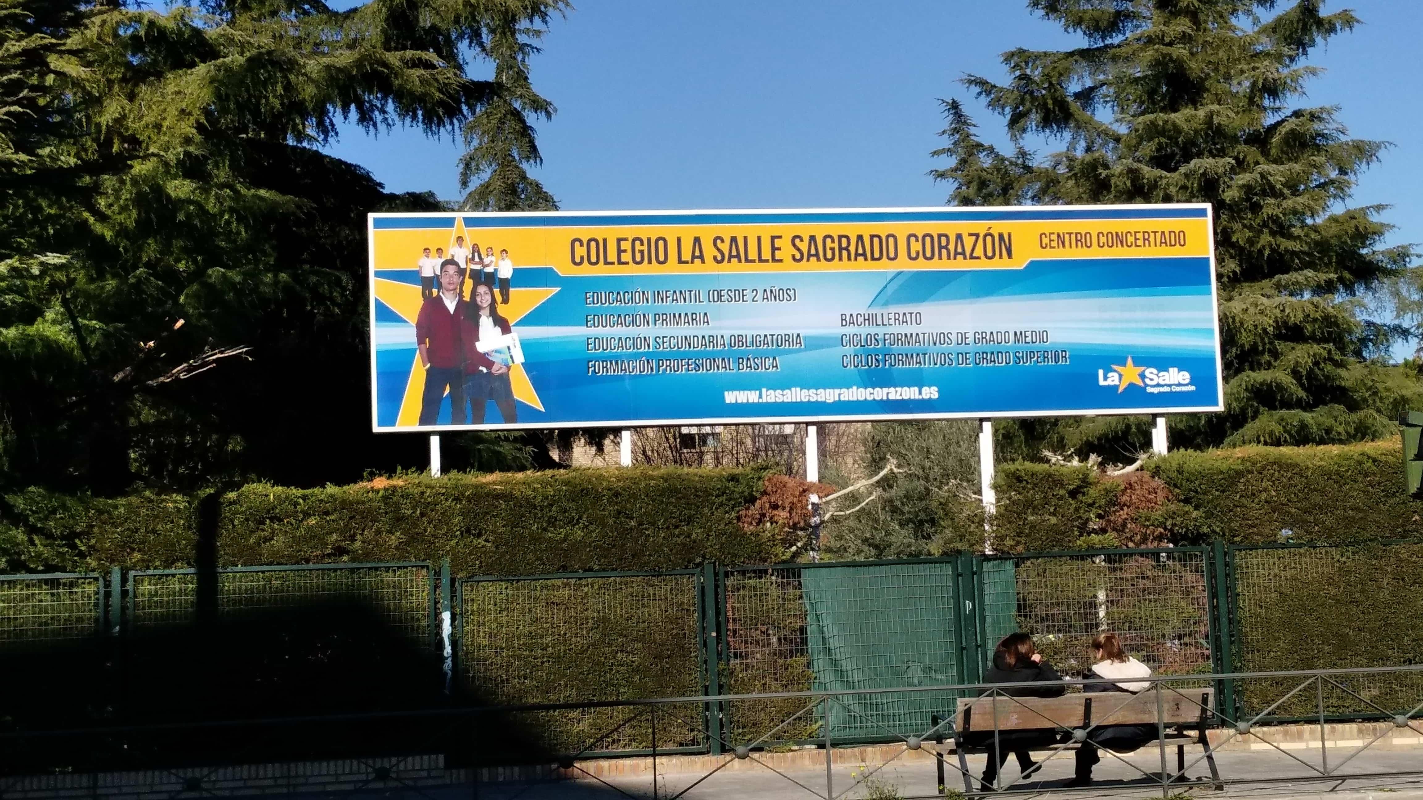 La Salle Sagrado Corazón Formación Profesional La Salle