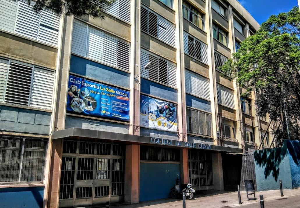 La Salle Gràcia Formación Profesional La Salle